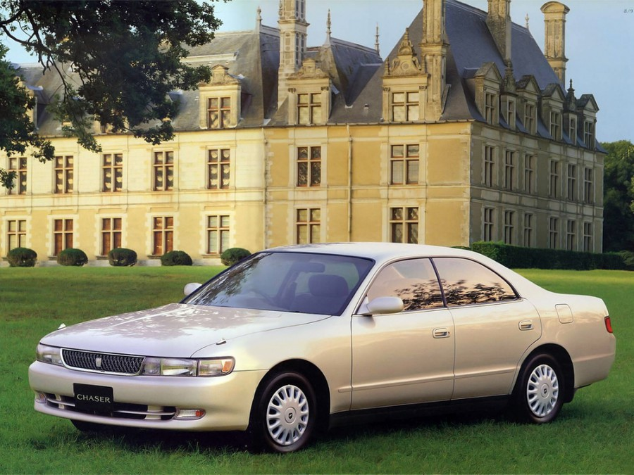 Toyota Chaser хардтоп, 1992–1994, X90 - отзывы, фото и характеристики на Car.ru