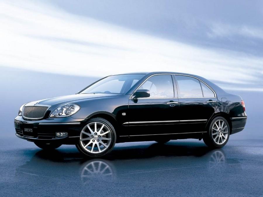 Toyota Brevis седан, 2004–2007, G10 [рестайлинг] - отзывы, фото и характеристики на Car.ru
