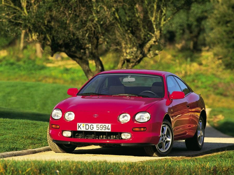 Toyota Celica купе 2-дв., 1993–1999, 6 поколение - отзывы, фото и характеристики на Car.ru