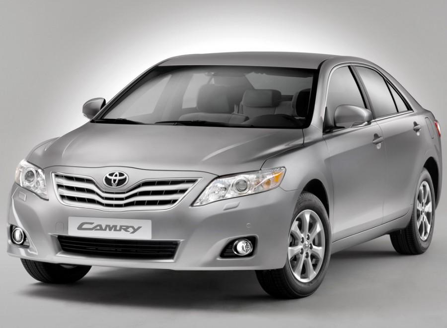 Toyota Camry седан 4-дв., 2010–2011, XV40 [рестайлинг] - отзывы, фото и характеристики на Car.ru