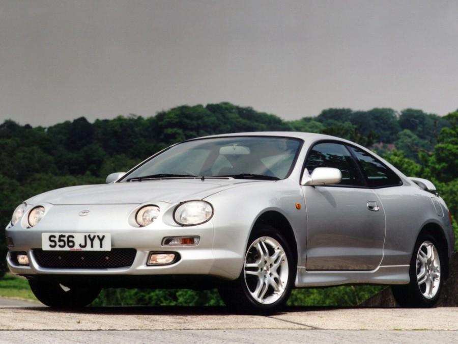 Toyota Celica лифтбэк, 1993–1999, 6 поколение - отзывы, фото и характеристики на Car.ru