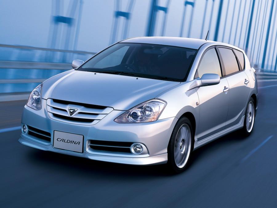 Toyota Caldina универсал, 2005–2007, 3 поколение [рестайлинг] - отзывы, фото и характеристики на Car.ru