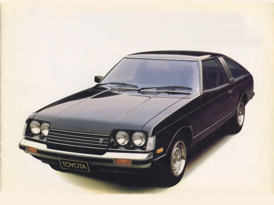 Toyota Celica лифтбэк, 1978–1979, 2 поколение - отзывы, фото и характеристики на Car.ru