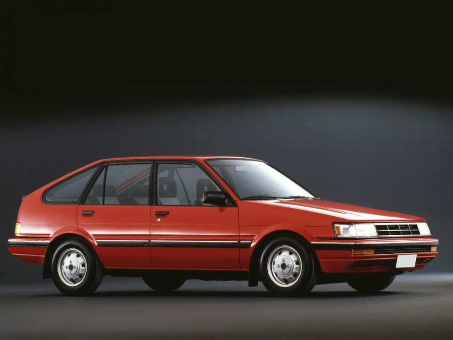 Toyota Corolla лифтбэк, 1983–1987, E80 - отзывы, фото и характеристики на Car.ru