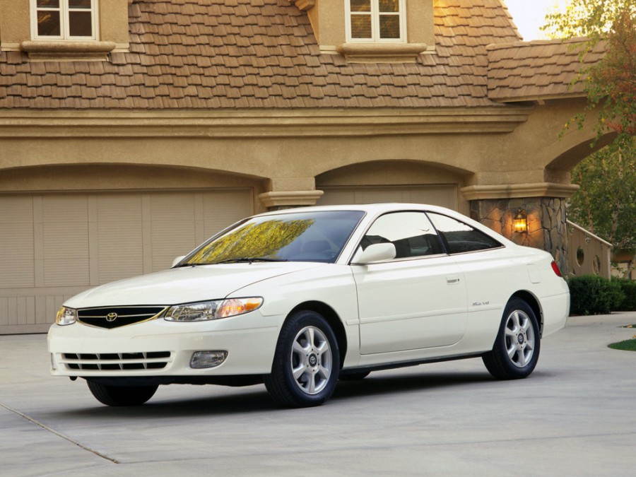 Toyota Solara купе, 1999–2002, XV20 - отзывы, фото и характеристики на Car.ru