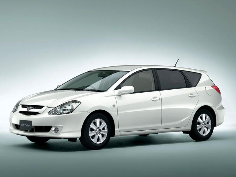 Toyota Caldina универсал, 2002–2004, 3 поколение - отзывы, фото и характеристики на Car.ru