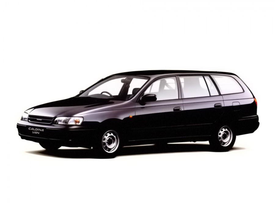 Toyota Caldina универсал, 1992–2002, 1 поколение - отзывы, фото и характеристики на Car.ru