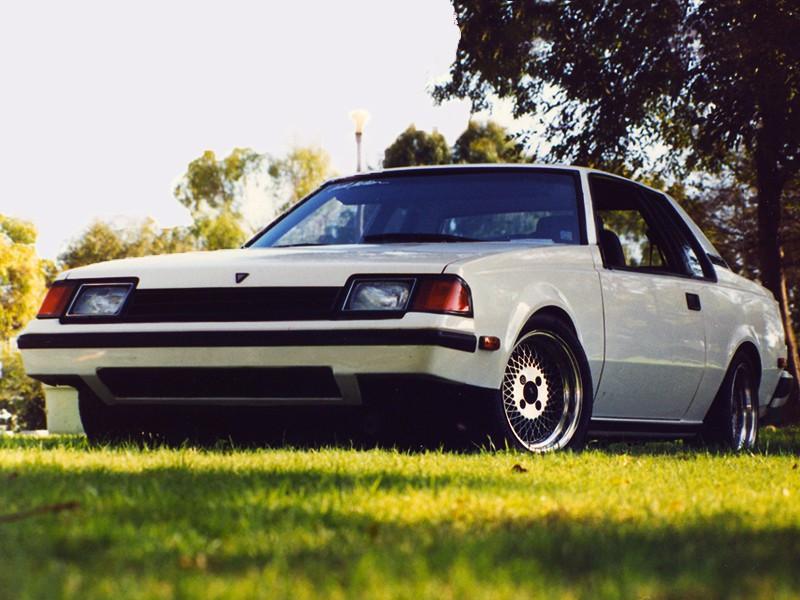 Toyota Celica купе, 1981–1985, 3 поколение - отзывы, фото и характеристики на Car.ru