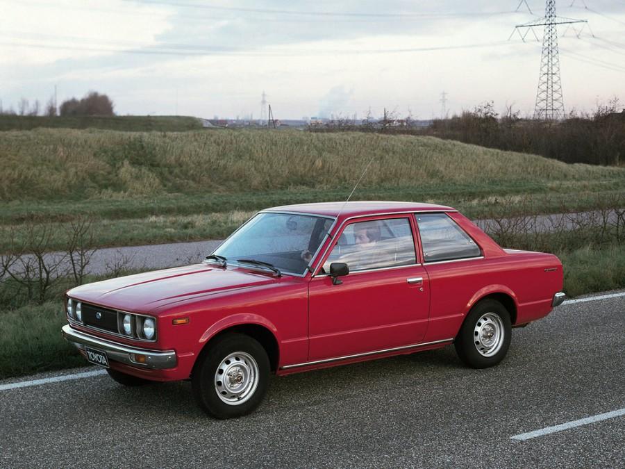 Toyota Carina седан 2-дв., 1977–1979, A40 - отзывы, фото и характеристики на Car.ru