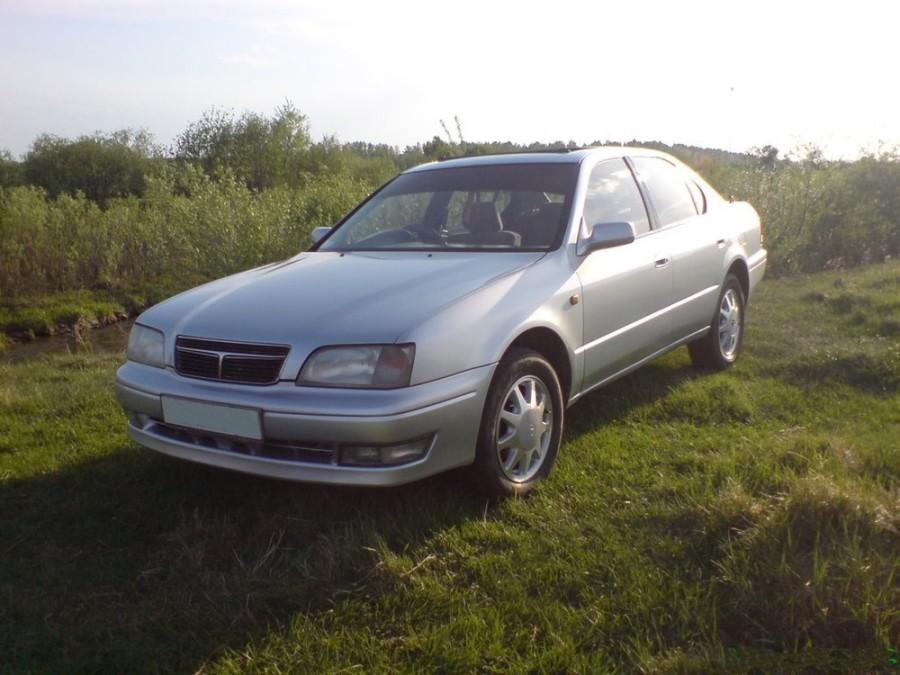 Toyota Camry седан, 1994–1996, V40 - отзывы, фото и характеристики на Car.ru
