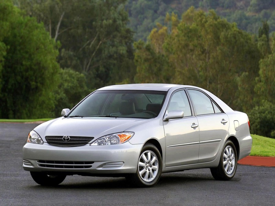 Toyota Camry седан, 2001–2004, XV30 - отзывы, фото и характеристики на Car.ru
