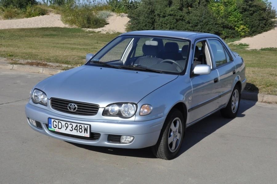 Toyota Corolla седан 4-дв., 1997–2002, E110 [рестайлинг] - отзывы, фото и характеристики на Car.ru