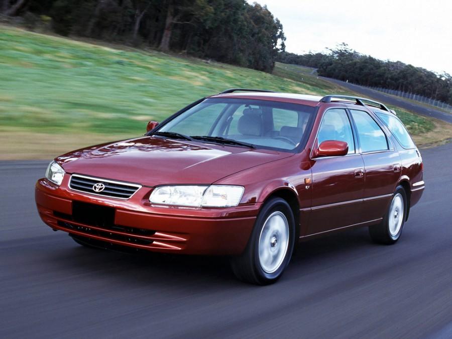 Toyota Camry универсал, 2000–2001, XV20 [рестайлинг] - отзывы, фото и характеристики на Car.ru