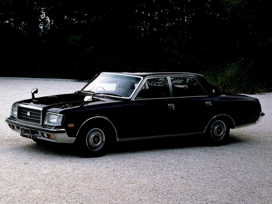 Toyota Century седан, 1982–1987, VG40 [рестайлинг] - отзывы, фото и характеристики на Car.ru