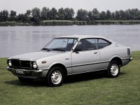 Toyota Corolla, E50 [рестайлинг], Хардтоп, 1976–1981