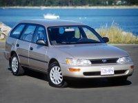 Toyota Corolla, E100, Универсал, 1991–1999