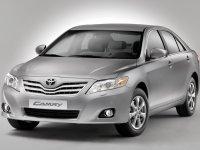 Toyota Camry, XV40 [рестайлинг], Седан 4-дв., 2010–2011