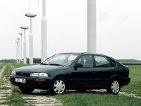 Toyota Corolla, E100, Лифтбэк, 1991–1999