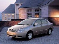 Toyota Corolla, E120, Jdm седан 4-дв., 2000–2008