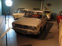 Toyota Corolla, E10, Седан, 1966–1970