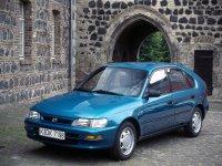 Toyota Corolla, E100, Хетчбэк 5-дв., 1991–1999