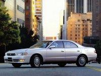 Toyota Chaser, X90 [рестайлинг], Хардтоп, 1994–1996