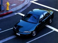 Toyota Cavalier, 1 поколение, Седан, 1995–2000