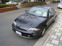 Toyota Cavalier, 1 поколение, Купе, 1995–2000