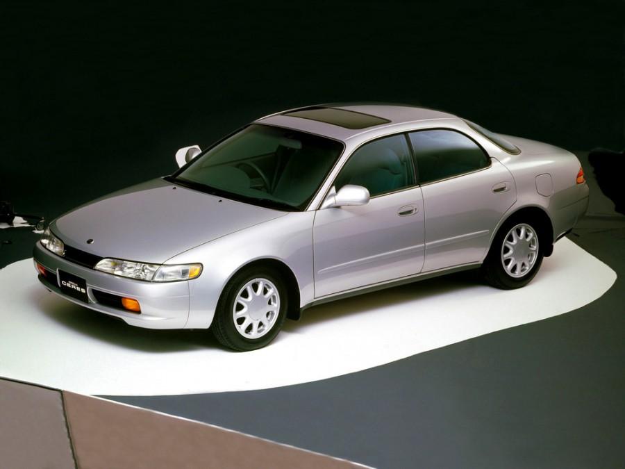 Toyota Corolla Ceres хардтоп, 1992–1994, E100 - отзывы, фото и характеристики на Car.ru