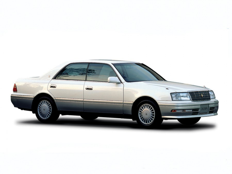 Toyota Crown JDM хардтоп, 1995–1997, S150 - отзывы, фото и характеристики на Car.ru