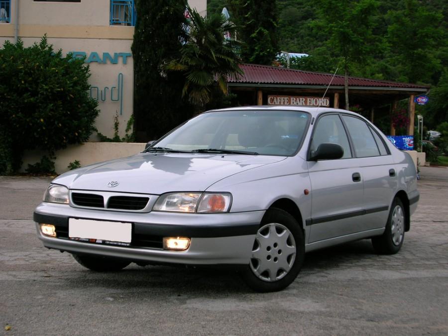 Toyota Corona хетчбэк, 1992–1998, T190 - отзывы, фото и характеристики на Car.ru