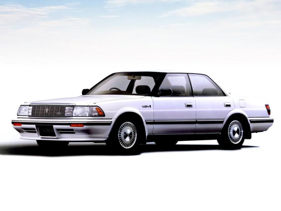 Toyota Crown JDM хардтоп, 1987–1991, S130 - отзывы, фото и характеристики на Car.ru