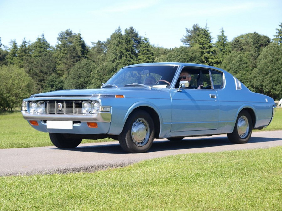 Toyota Crown хардтоп, 1973–1974, S70 [рестайлинг] - отзывы, фото и характеристики на Car.ru