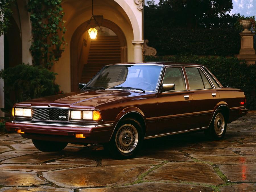 Toyota Cressida US-Spec. седан 4-дв., 1980–1984, X60 - отзывы, фото и характеристики на Car.ru