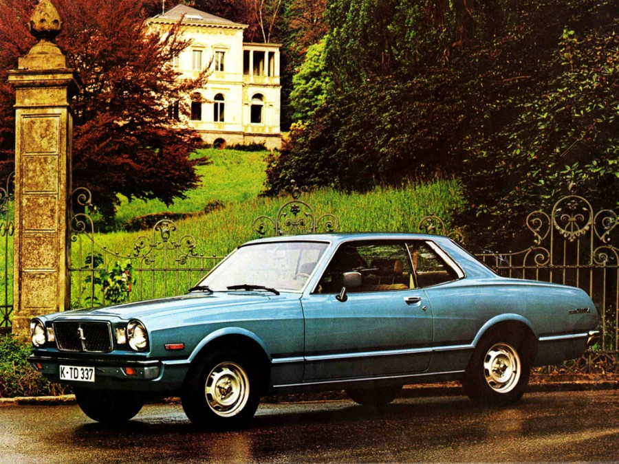 Toyota Cressida купе, 1977–1978, X30 - отзывы, фото и характеристики на Car.ru