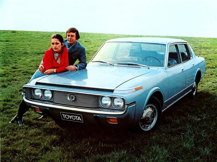 Toyota Crown седан, 1971–1973, S60 - отзывы, фото и характеристики на Car.ru