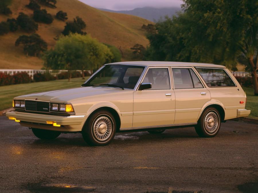 Toyota Cressida универсал, 1980–1984, X60 - отзывы, фото и характеристики на Car.ru