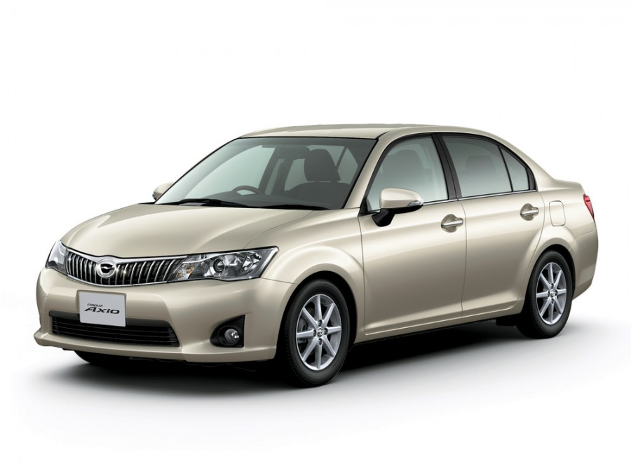 Toyota Corolla Axio седан, 2012–2016, E160 - отзывы, фото и характеристики на Car.ru