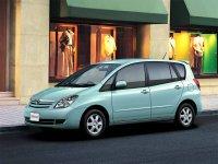 Toyota Corolla Spacio, 2 поколение [рестайлинг], Минивэн, 2003–2007