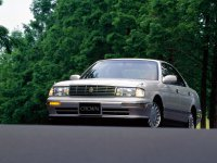 Toyota Crown, S140 [рестайлинг], Jdm хардтоп, 1993–1995