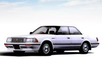 Toyota Crown, S130, Jdm хардтоп, 1987–1991