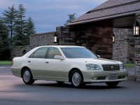 Toyota Crown, S170 [рестайлинг], Седан, 2001–2003