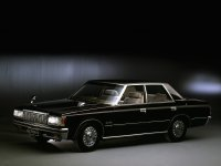 Toyota Crown, S110, Jdm хардтоп 4-дв., 1979–1982