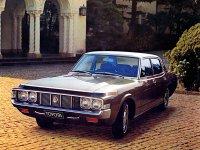 Toyota Crown, S70 [рестайлинг], Седан, 1973–1974