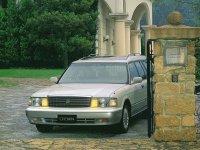 Toyota Crown, S130 [рестайлинг], Jdm универсал, 1991–1999