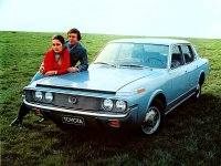 Toyota Crown, S60, Седан, 1971–1973