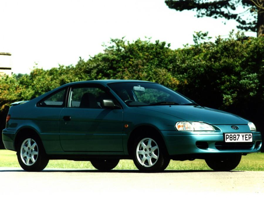 Toyota Cynos купе, 1995–1998, EL52/EL54 - отзывы, фото и характеристики на Car.ru