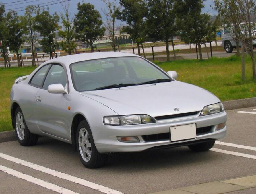 Toyota Curren купе, 1995–1998, ST200 [рестайлинг] - отзывы, фото и характеристики на Car.ru