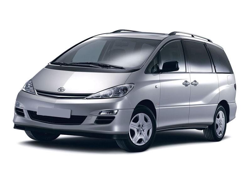 Toyota Estima минивэн, 2000–2006, 2 поколение - отзывы, фото и характеристики на Car.ru