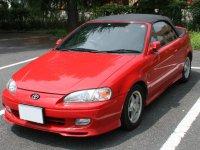 Toyota Cynos, EL52/EL54, Кабриолет, 1995–1998